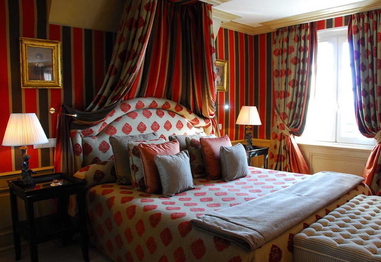 Hotel Le Saint Paul Relais&Chateaux 1