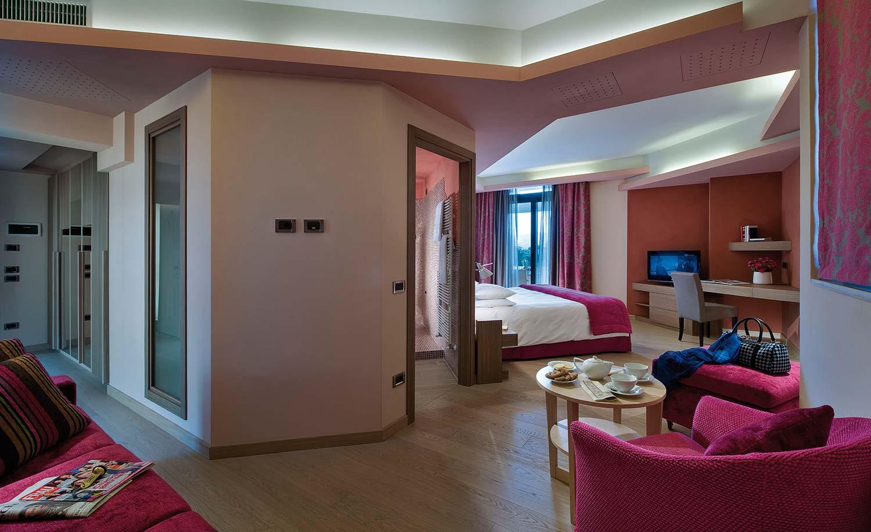 HOTEL ESPLANADE TERGESTEO 5