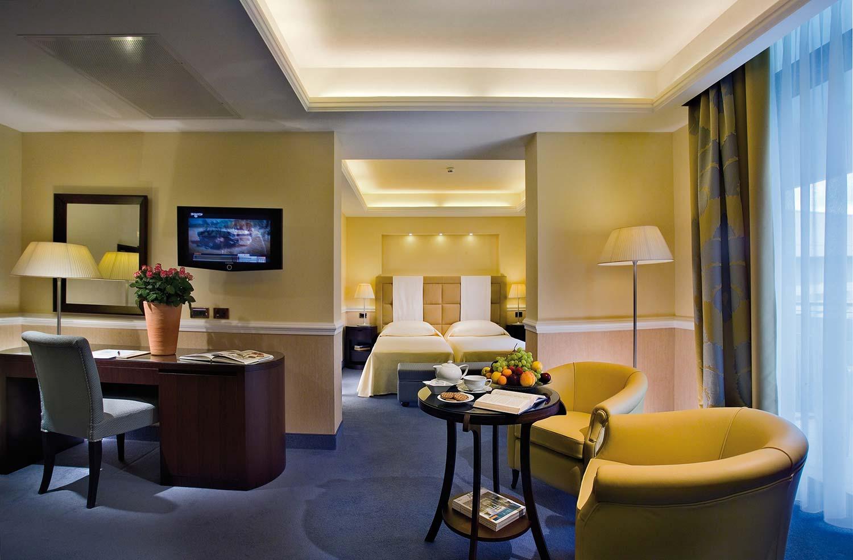 HOTEL ESPLANADE TERGESTEO 0