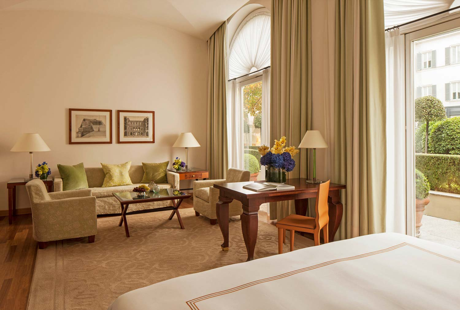 Hotel Le Saint Paul Relais&Chateaux